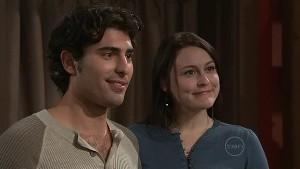 Marco Silvani, Rosie Cammeniti in Neighbours Episode 5337