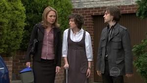 Miranda Parker, Bridget Parker, Riley Parker in Neighbours Episode 5338