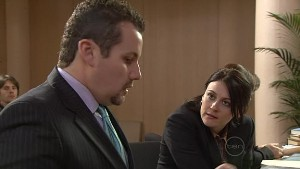 Toadie Rebecchi, Rosie Cammeniti in Neighbours Episode 5338