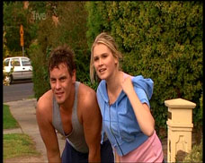 Ned Parker, Janae Timmins in Neighbours Episode 5361
