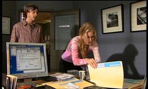 Riley Parker, Elle Robinson in Neighbours Episode 5361