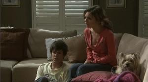 Zeke Kinski, Rachel Kinski, Audrey in Neighbours Episode 5367