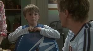 Mickey Gannon, Ned Parker in Neighbours Episode 5368