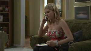 Janae Timmins in Neighbours Episode 5385