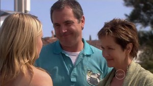 Janae Timmins, Karl Kennedy, Susan Kennedy in Neighbours Episode 5385