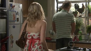 Janae Timmins, Ned Parker in Neighbours Episode 5385