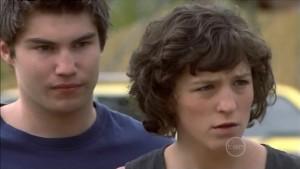 Declan Napier, Bridget Parker in Neighbours Episode 5386