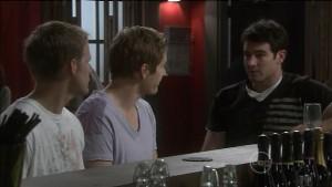 Oliver Barnes, Dan Fitzgerald, Frazer Yeats in Neighbours Episode 5386