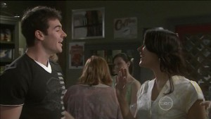 Frazer Yeats, Carmella Cammeniti in Neighbours Episode 5386