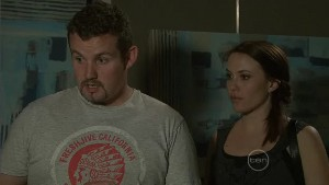 Toadie Rebecchi, Libby Kennedy in Neighbours Episode 5409