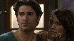 Marco Silvani, Carmella Cammeniti in Neighbours Episode 5411