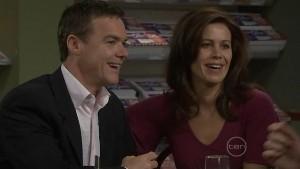 Paul Robinson, Rebecca Napier in Neighbours Episode 5411