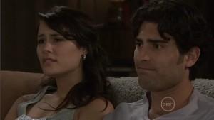 Carmella Cammeniti, Marco Silvani in Neighbours Episode 5412