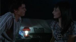 Zeke Kinski, Taylah Jordan in Neighbours Episode 5414