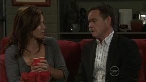Rebecca Napier, Paul Robinson in Neighbours Episode 5414