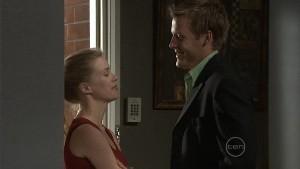 Elle Robinson, Oliver Barnes in Neighbours Episode 5414