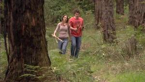 Rachel Kinski, Declan Napier in Neighbours Episode 5414