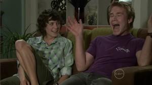 Bridget Parker, Ringo Brown in Neighbours Episode 5414