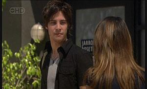 Ty Harper, Rachel Kinski in Neighbours Episode 5425