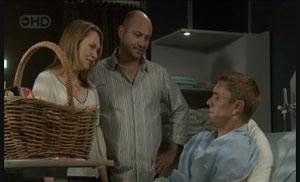 Miranda Parker, Steve Parker, Dan Fitzgerald in Neighbours Episode 5425