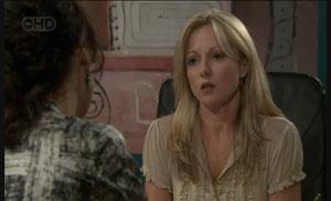 Rosie Cammeniti, Samantha Fitzgerald in Neighbours Episode 5425
