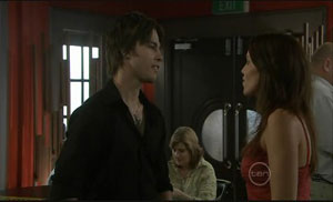 Ty Harper, Libby Kennedy in Neighbours Episode 5429