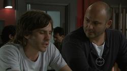 Riley Parker, Steve Parker in Neighbours Episode 5431