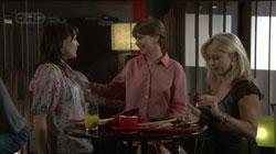 Rosie Cammeniti, Prue Brown, Samantha Fitzgerald in Neighbours Episode 5432