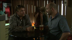 John Carter, Steve Parker in Neighbours Episode 5433