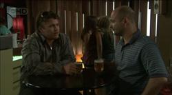 John Carter, Steve Parker in Neighbours Episode 5433