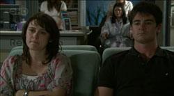 Rosie Cammeniti, Frazer Yeats in Neighbours Episode 5433