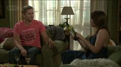Dan Fitzgerald, Libby Kennedy in Neighbours Episode 5433