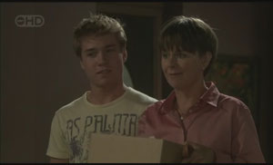 Ringo Brown, Prue Brown in Neighbours Episode 5434