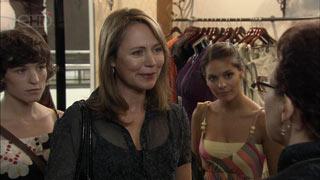 Bridget Parker, Miranda Parker, Rachel Kinski, Melody Jones in Neighbours Episode 5449