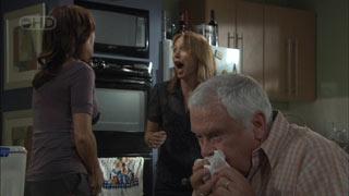 Rebecca Napier, Miranda Parker, Lou Carpenter in Neighbours Episode 5449