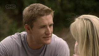 Dan Fitzgerald, Samantha Fitzgerald in Neighbours Episode 5450