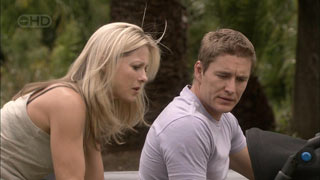 Samantha Fitzgerald, Dan Fitzgerald in Neighbours Episode 5450