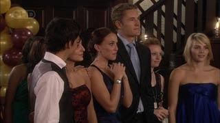 Zeke Kinski, Taylah Jordan, Libby Kennedy, Dan Fitzgerald in Neighbours Episode 5457