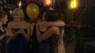 Libby Kennedy, Rachel Kinski in Neighbours Episode 5457