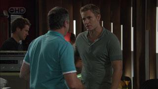 Karl Kennedy, Dan Fitzgerald in Neighbours Episode 5459