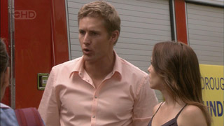 Dan Fitzgerald, Libby Kennedy in Neighbours Episode 5482