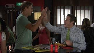 Dan Fitzgerald, Toadie Rebecchi in Neighbours Episode 5483