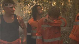 Ned Parker, Jay Duncan, Ringo Brown in Neighbours Episode 5486