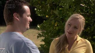 Toadie Rebecchi, Nicola West in Neighbours Episode 5488