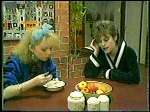 Terry Inglis, Daphne Clarke in Neighbours Episode 0123