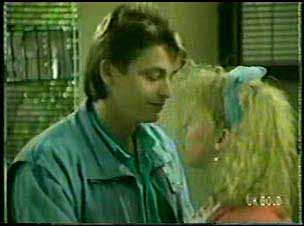 Shane Ramsay, Terry Inglis in Neighbours Episode 0123