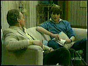 Jim Robinson, Scott Robinson in Neighbours Episode 0124