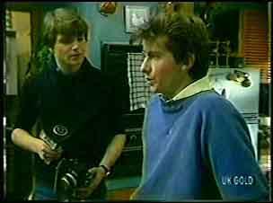 Scott Robinson, Danny Ramsay in Neighbours Episode 0126