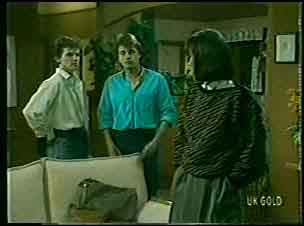 Danny Ramsay, Shane Ramsay, Maria Ramsay in Neighbours Episode 0126