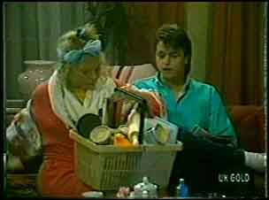 Terry Inglis, Shane Ramsay in Neighbours Episode 0126